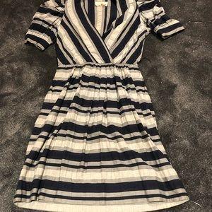 Vintage 80s cotton dress